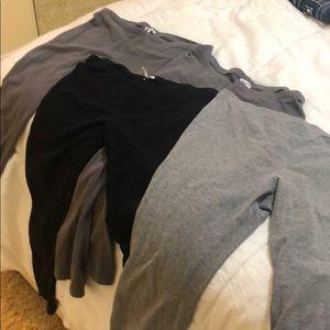 4 pairs Pajama bottoms by Splendid & Free People